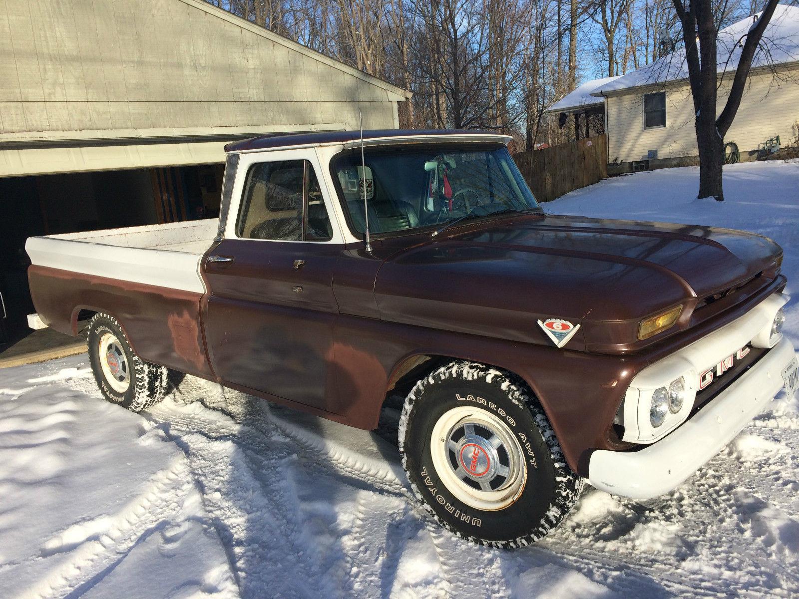 hight resolution of 1966 gmc 3 4 ton camper custom 351 v6 4 speed