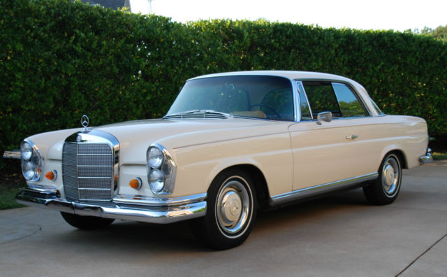 1967 MERCEDES 250SE Coupe W111 For Sale In United States