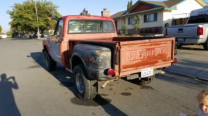 1970 Cheverolet C10 Shortbed Stepside 4x4 for sale in