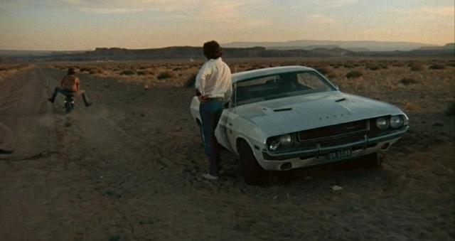 1970 Dodge Challenger R T Vanishing Point Graveyard Carz