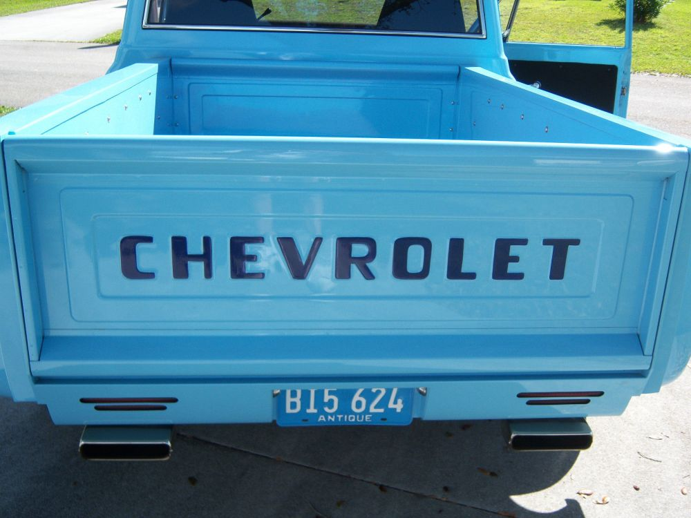 medium resolution of technical specifications of chevrolet c 10 1971
