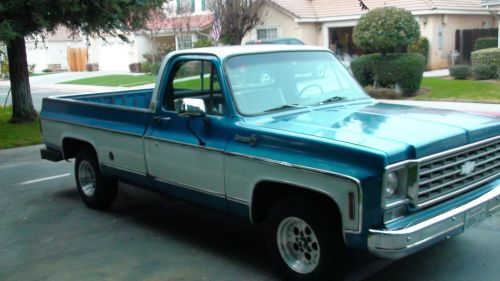 small resolution of 1976 c10 chevy spirit of 76 commemorative edition straight original