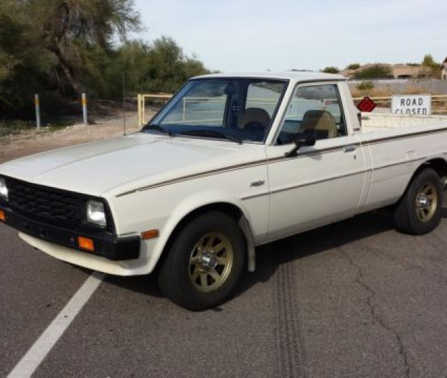 Plymouth Arrow Pickup Dodge D Mitsubishi Mighty Max Clean For Sale In Litchfield Park Arizona United States