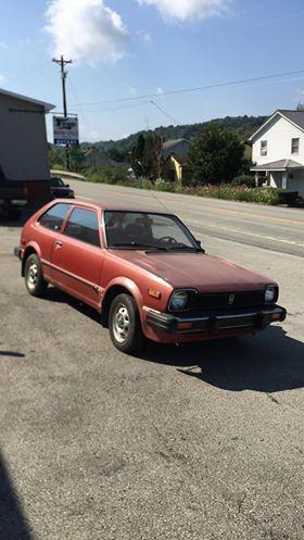 1980 Honda Civic For Sale : honda, civic, Honda, Civic, Sale:, Photos,, Technical, Specifications,, Description