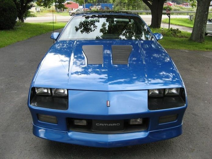 1986 Chevy Iroc Z28 Camaro Supercharged 86 Nice Clean Fast 355 Crate Motor For Sale In Indiana Pennsylvania United States For Sale Photos Technical Specifications Description