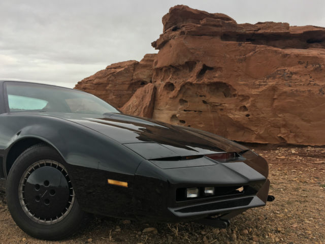 80s Car Wallpaper 1986 Firebird Trans Am Knight Rider Kitt Replica For Sale