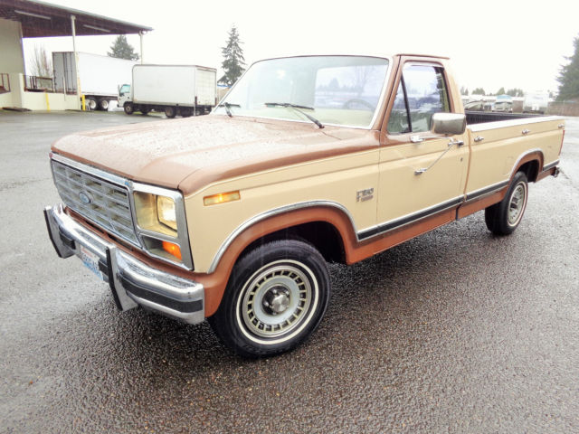 medium resolution of 1986 ford f150 lariat longbed 1987 1988 1989 1990 1991 1992 1985 1978 1973 1976 for sale in vancouver washington united states