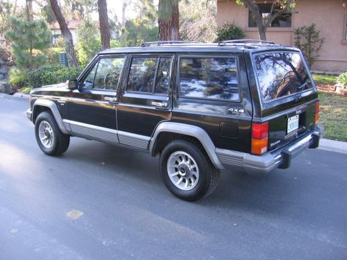 small resolution of 1989 jeep cherokee laredo 4x4 rare garaged babied 138k driving mi 2nd owner nr