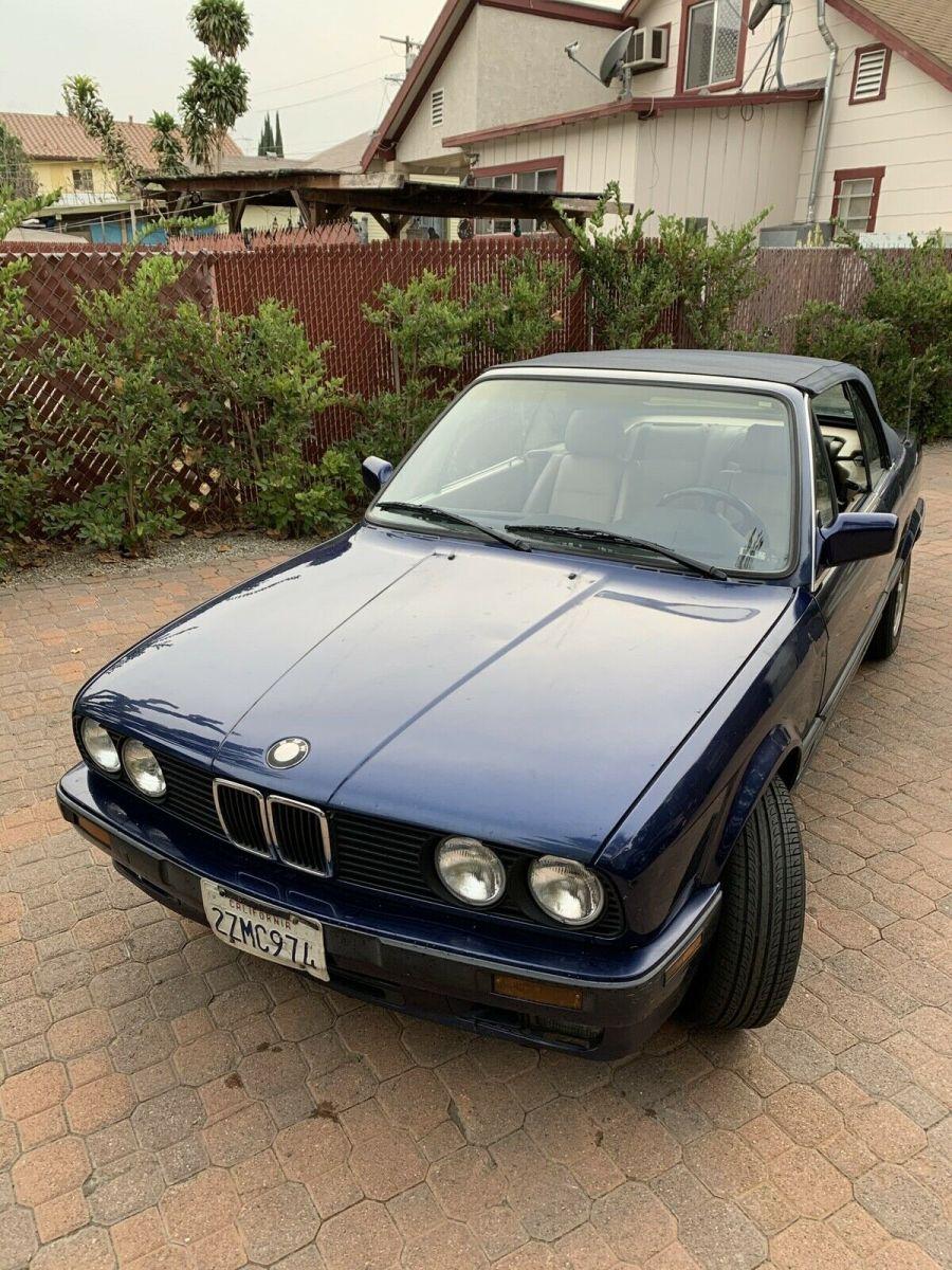 1991 Bmw 325i Convertible : convertible, Convertible, Automatic, AUTOMATIC, Sale:, Photos,, Technical, Specifications,, Description