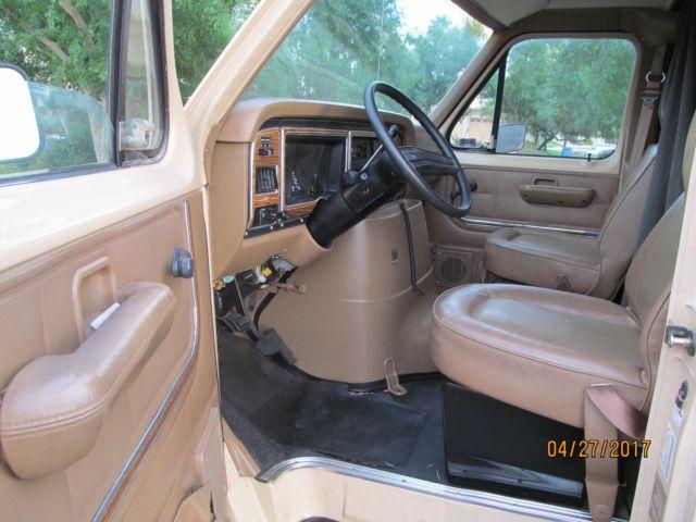 1991 Ford Rv E 350 Fuse Box Diagram