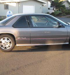 1993 chevrolet lumina z34 coupe 2 door 3 4l engine with 48 700 actual miles [ 1600 x 898 Pixel ]