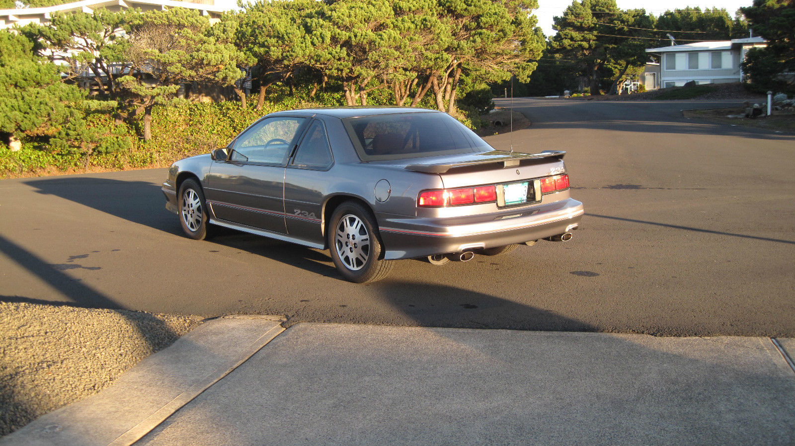 hight resolution of 1993 chevrolet lumina z34 coupe 2 door 3 4l engine with 48 700 actual miles