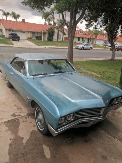 67 Buick Skylark : buick, skylark, Classic, Buick, Skylark, Coupe, 2-Door, California, Plates, Sale:, Photos,, Technical, Specifications,, Description