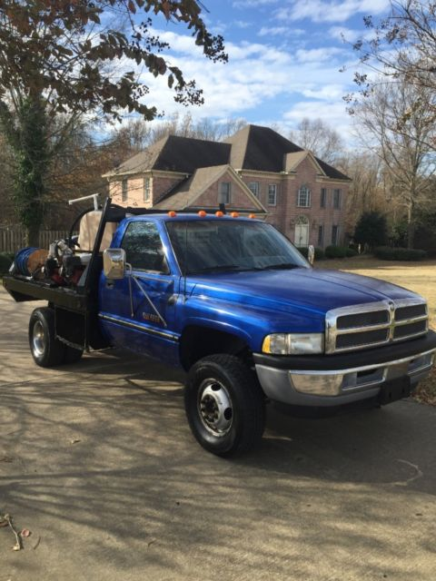 Dodge Flatbed For Sale : dodge, flatbed, Dodge, Diesel, Miles, Sprayer, Truck, Brownsville,, Tennessee,, United, States, Sale:, Photos,, Technical, Specifications,, Description