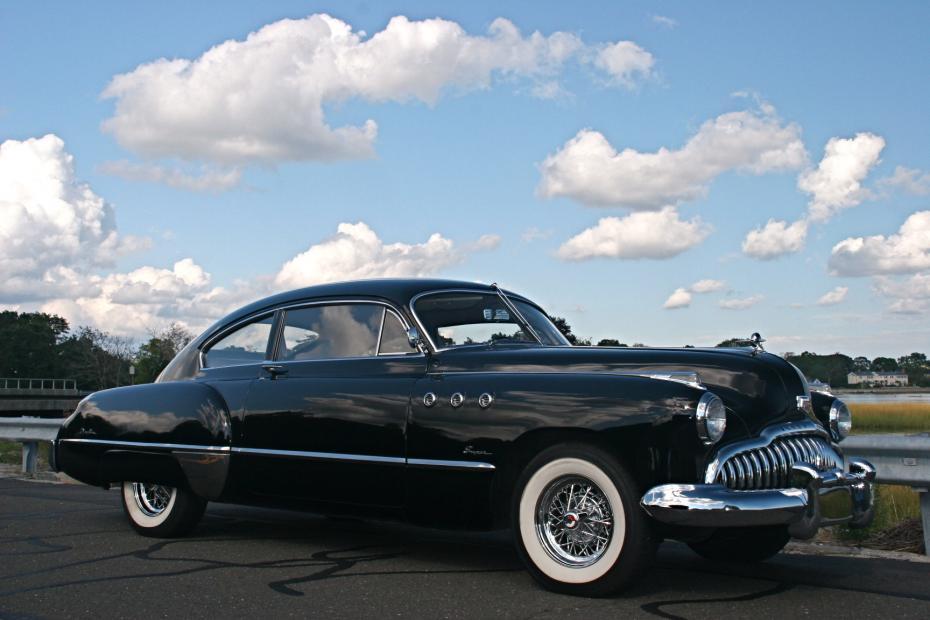 1949 Buick Super Series 50 Sedanette Antique Auto Sales