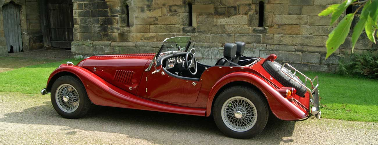 Classic Sports Car Rental Uk