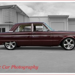 Ford Falcon XP - Red Car Collection