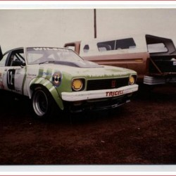 Holden Torana A9X Group C Hatchback