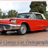 Ford Thunderbird on Goodyear Calendar