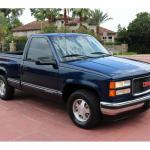 1996 Gmc Sierra 1500 For Sale In Conroe Tx Classiccarsbay Com
