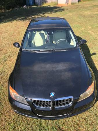 2009 BMW 3-Series 335i Twin Turbo M Sport Options for sale