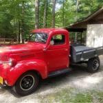 1947 Dodge 1 Ton Pickup For Sale In Cadillac Mi Classiccarsbay Com