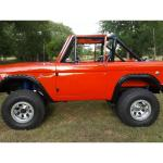 1968 Ford Bronco For Sale In New Braunfels Tx Classiccarsbay Com