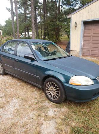 1998 Honda Civic For Sale By Owner : honda, civic, owner, Honda, Civic, Mechanicsville,, Classiccarsbay.com