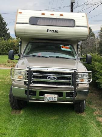 Truck And Camper Combo For Sale : truck, camper, combo, Truck, Camper, Combo, Wenatchee,, Classiccarsbay.com