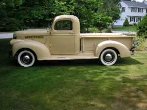 1941 Chevrolet Pickup for sale in Chagrin Falls, Ohio