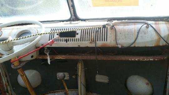 Split Window Vw Parts