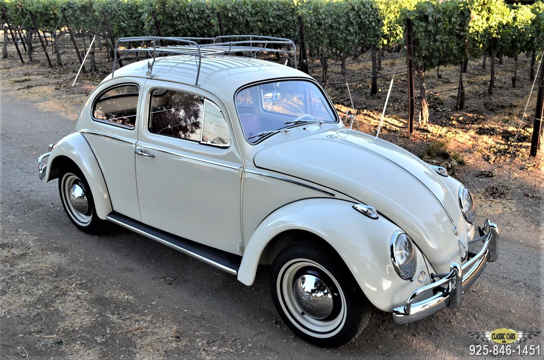 hight resolution of 1962 vw beetle fresh complete restoration