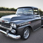 1959 Chevrolet Big Window Apache Classic Cars Ltd Pleasanton California
