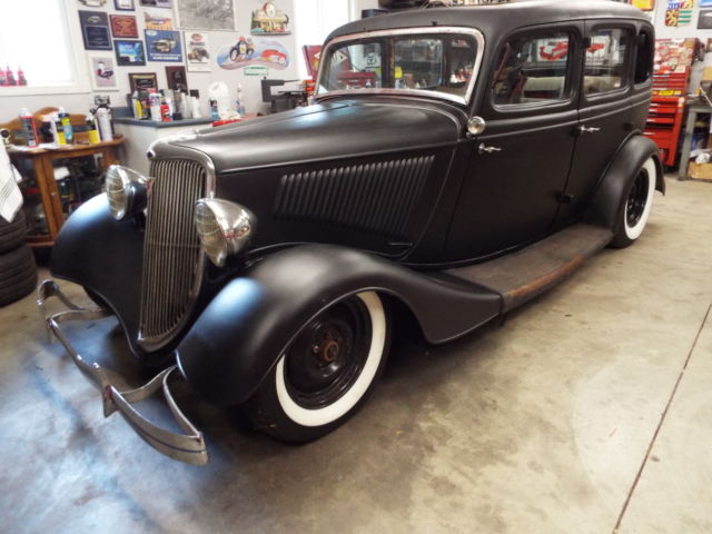 1934 Ford Hot Rod Parts