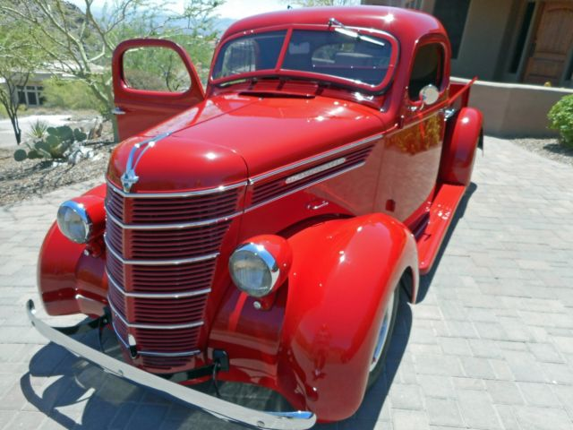 Pickup Restoration Ford 1940