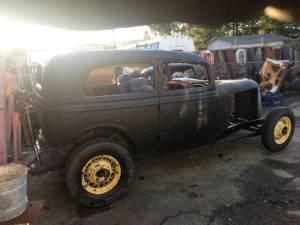 1934 Ford 2door Tudor Sedan Steel Project 1932 1933