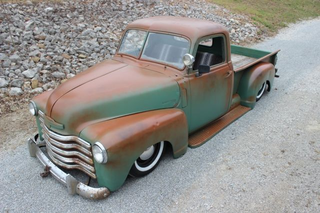 1950 Chevy On S10 Frame