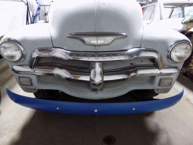 1955 chevy pu wiring 1952 chevy 3100