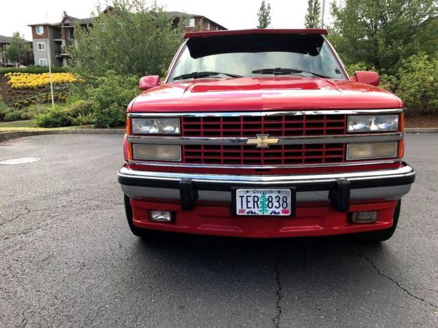 1993 Chevy Suburban 1500 4x4