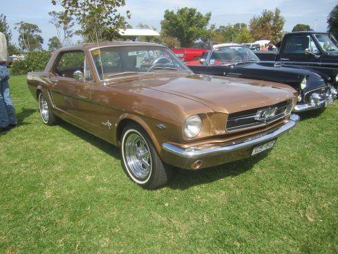 Prairie Bronze 1964 Ford Mustang Hardtop