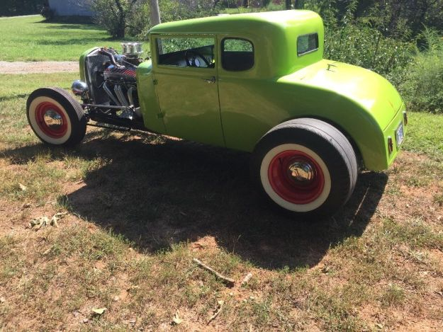 1930 Ford Model A Rat Rod for Sale