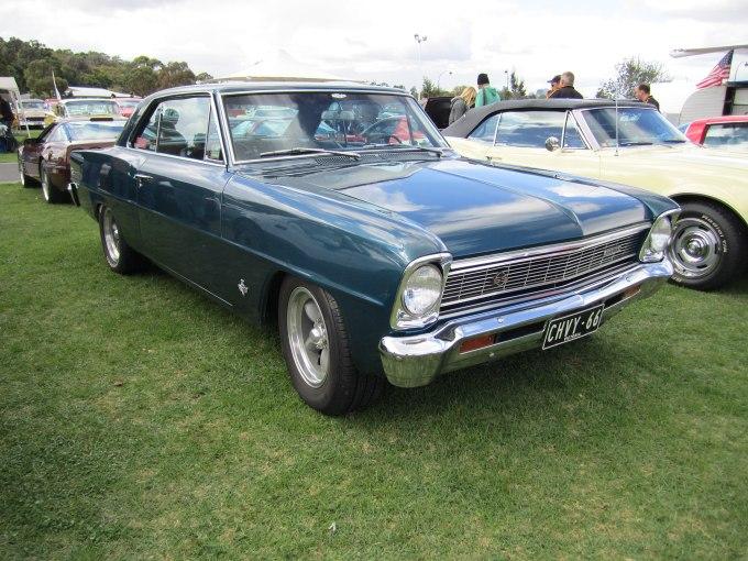 1966 Chevrolet Nova SS Hardtop