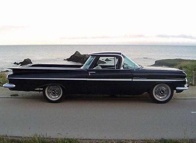 59 Chevrolet El Camino