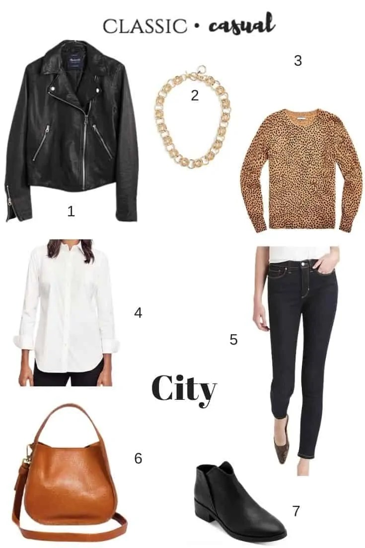 Mary Ann Pickett's City Fashion Over 50