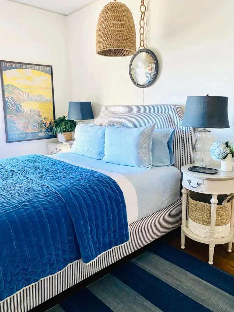 Updated Home Tour Guest Room