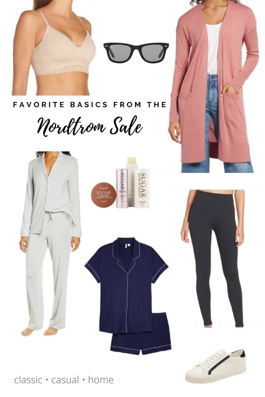 Lifestyle blogger Mary Ann Pickett's Nordstrom Sale Picks