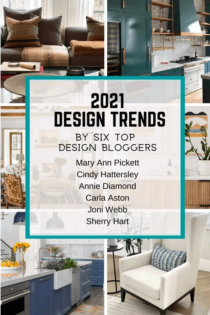 Six Design Bloggers Predict 2021 trends