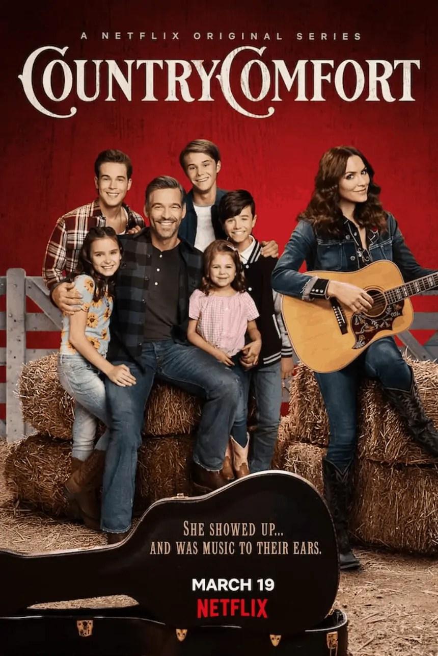 Country Comfort Starring Katherin McPhee
