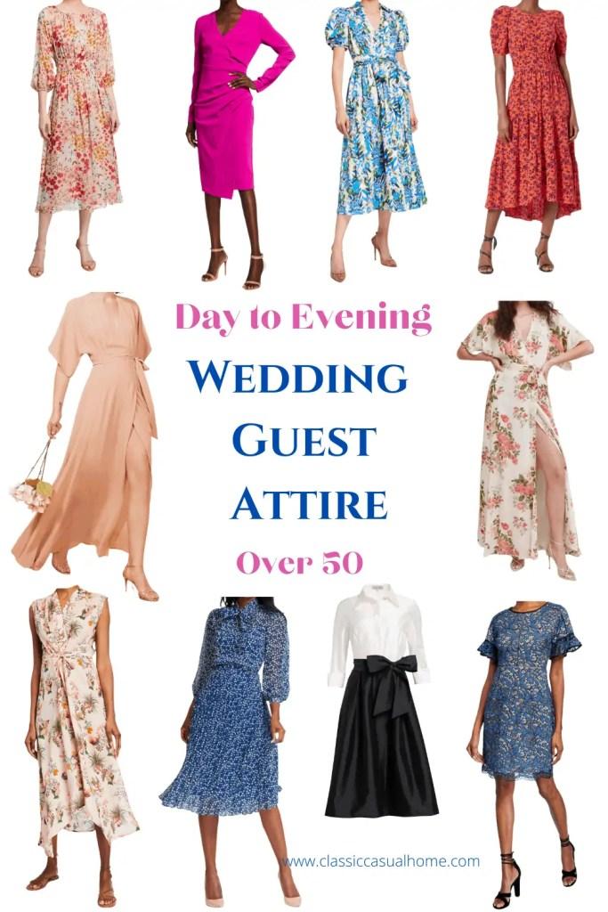 Fashion Over 50 Wedding attire