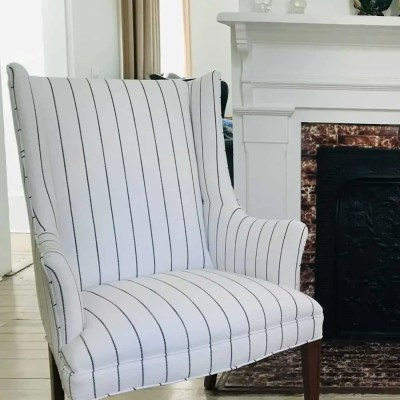 chair makeover by Mary Ann Pickett